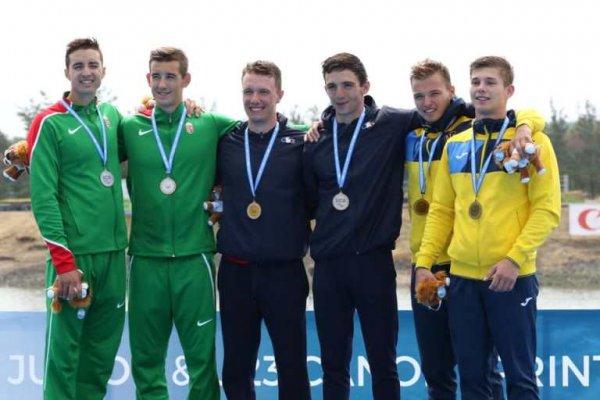 Херсонські спортсмени серед кращих на чемпіонаті Європи та Кубку світу