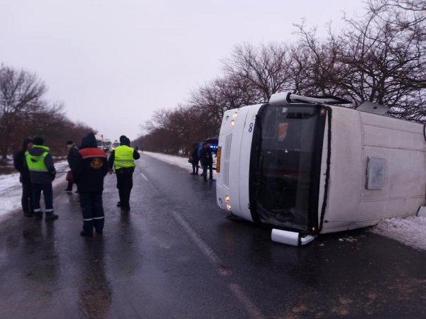 В Николаеве может получить приговор еще один водитель херсонской фирмы-перевозчика
