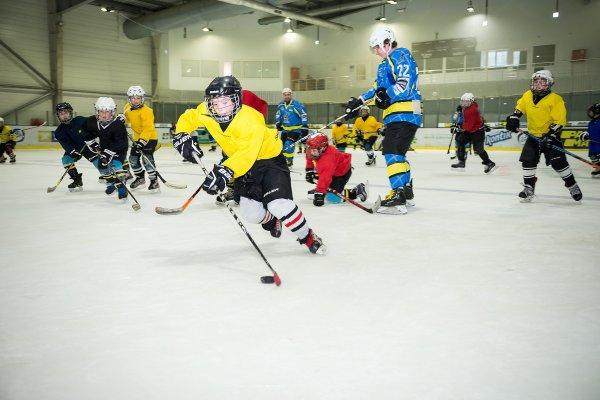 На Херсонщині зимові види спорту стають масовими