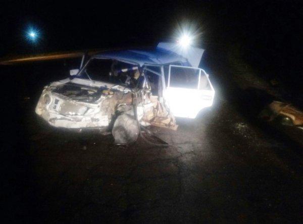 Рятувальники надавали допомогу пошкодженим при ДТП автівкам