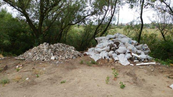 Херсонцы просят уберечь реку Кошевую от вредных веществ