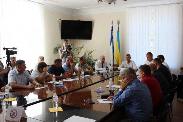 Відбулося засідання групи «Аграрії Херсонщини»