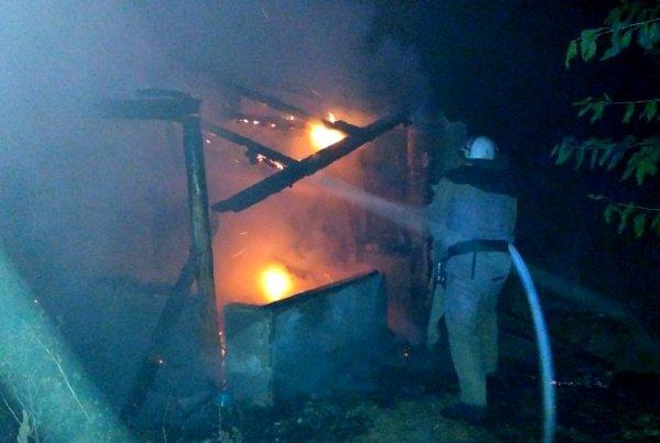 Рятувальники Високопільського району ліквідували пожежу будинку