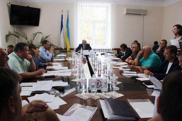 Президія узгодила порядок денний ХХVІІІ позачергової сесії