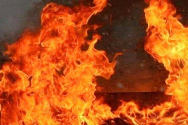 У Чаплинському районі під час пожежі загинула дитина
