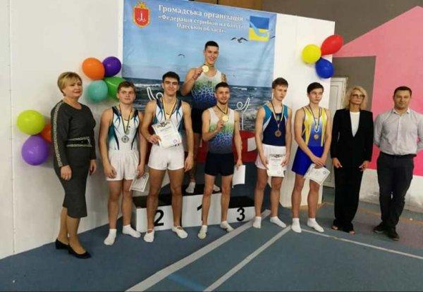 Вихованці Ігоря Молчанова блискуче виступили на чемпіонаті України