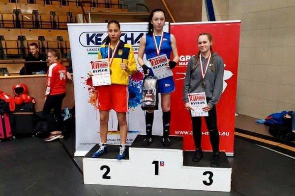 Херсонські боксерки вибороли золото і срібло на міжнародному турнірі