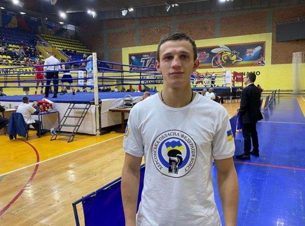 Олександр Меленюк – бронзовий призер «Golden Gloves – 2019»