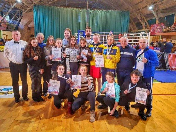 Боксерки Херсонщини завоювали дві медалі на чемпіонаті України