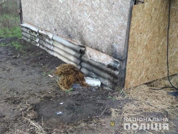 Поліція Херсонщини встановлює обставини вибуху в Олешківському районі