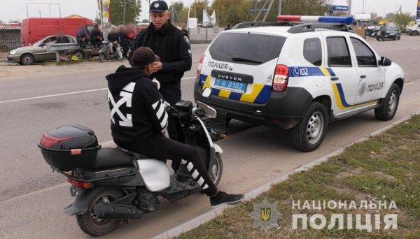 За два місяці поліція Херсонщини виявила майже 4500 порушників Правил дорожнього руху