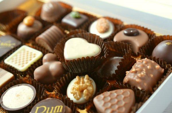 Українські виробники у 2019 збільшили виробництво шоколадних цукерок