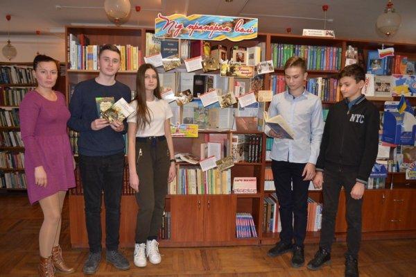 Нам берегти тебе, Соборну та єдину: херсонських школярів познайомили з визначною для України подією