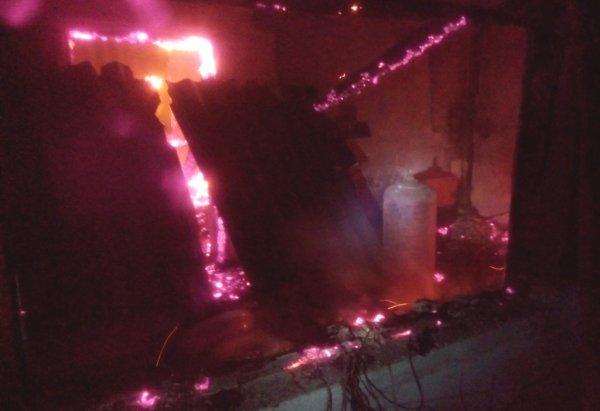 У Нижніх Сірогозах під час пожежі в літній кухні загинув чоловік