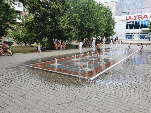 Уголовная реконструкция фонтана в Херсоне: вручено первое подозрение