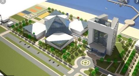 """Мінрегіон планує включити у """"Велике будівництво"""" Центр Олімпійських видів спорту """"Н2О Нова Каховка"""""""
