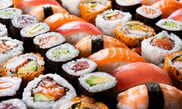 Тема: Вредно или полезно кушать суши?