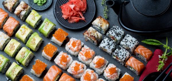 Какие напитки подходят для суши?