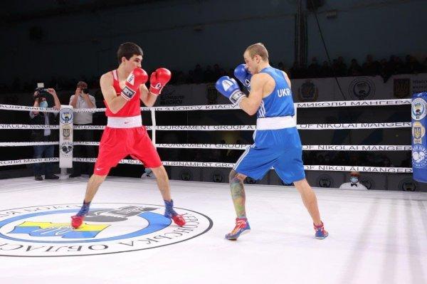 На Херсонщині завершився Міжнародний турнір з боксу пам'яті Миколи Мангера