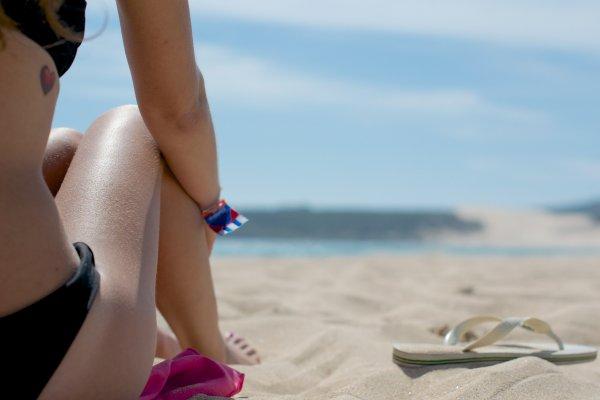 Один з пляжів Херсона має бути закритий для купання – лабораторний центра МОЗ